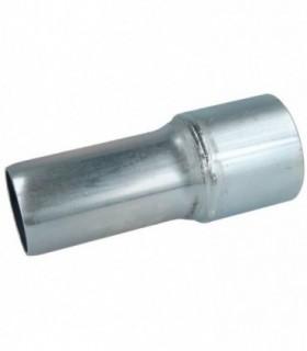 """Clapet antiretour 1 1/4"""" dans le tuyau avec écluse d'air"""