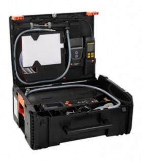 Set professionnel testo 324 0563324071 débitmètre de fuites et pompe 160 mbar