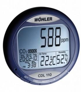 Moniteur de données CO² CDL 110